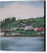 Cork City Ireland Canvas Print