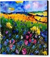 Cornflowers 680808 Canvas Print