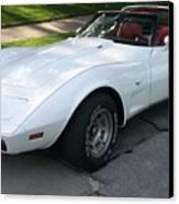 Corvette 1 Canvas Print