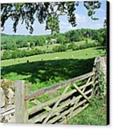 Cotswolds Canvas Print by Soundimageplus