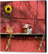 Country Still Life II Canvas Print by Tom Mc Nemar