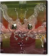 Crabba Canvas Print