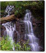 Cranberry Falls. Canvas Print by Itai Minovitz