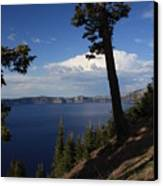 Crater Lake 7 Canvas Print