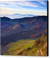 Craters Of Paradise Canvas Print