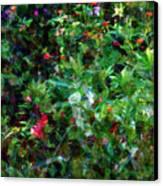 Crazyquilt Garden Canvas Print