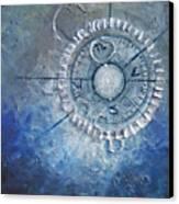 Creation Canvas Print