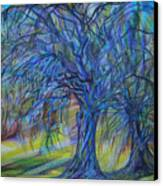 Crystal Light Canvas Print
