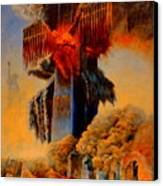 Cross Of The Third Millennium Canvas Print