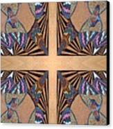 Cross Reflections Canvas Print by Ricky Kendall