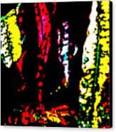 Croton 2 Canvas Print by Eikoni Images