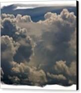 Cumulonimbus Canvas Print by Priscilla Richardson