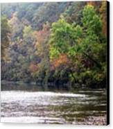 Current River 1 Canvas Print by Marty Koch