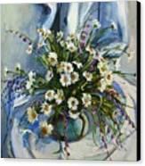 Daisies Canvas Print by Tigran Ghulyan