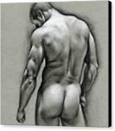 Dan Canvas Print by Chris  Lopez