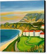 Dana Point Canvas Print