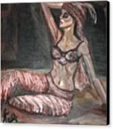 Danced All Nite Canvas Print