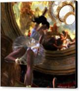 Dancer Canvas Print by Monroe Snook