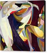 Dances Canvas Print by Arthur Bowen Davies