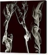 Dancing Apparitions Canvas Print