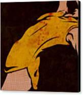 Danse I Canvas Print by Sandra Hoefer