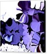 Dark Turbulence Canvas Print