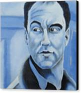 Dave Matthews - Some Devil  Canvas Print by Joseph Palotas