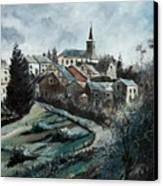 Daverdisse 78 Canvas Print