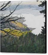 Dawn Over Eagle Nest Lake Canvas Print