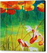 Day Dreamin Canvas Print by Karen Dukes