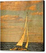 Day Sail Canvas Print