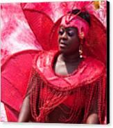 Dc Caribbean Carnival No 18 Canvas Print