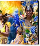 Dc Caribbean Carnival No 19 Canvas Print