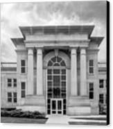 De Pauw University Emison Building Canvas Print
