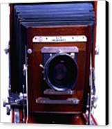 Deardorff 8x10 View Camera Canvas Print by Joseph Mosley
