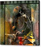 Deep Soul Journey Canvas Print by Mimulux patricia no No