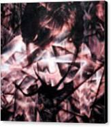 Deirdre Shattered Canvas Print