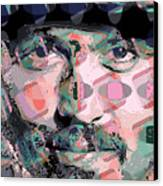 Depp1 Canvas Print