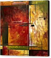 Depth Of Emotion By Madart Canvas Print
