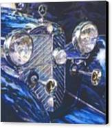 Der Wunderbar 540k Canvas Print