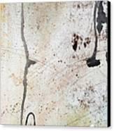 Desert Surroundings 2 By Madart Canvas Print by Megan Duncanson