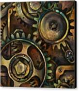 Design 3 Canvas Print by Michael Lang