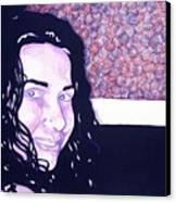 Desiree Canvas Print by Jason Charles Allen