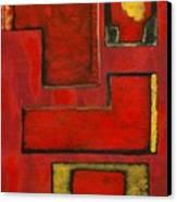 Detached Canvas Print