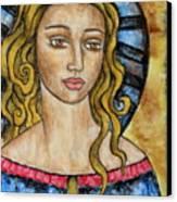 Devonee Canvas Print