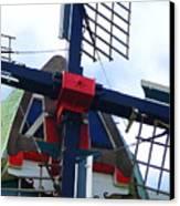 Dezwaan Windmill Holland Michigan Canvas Print