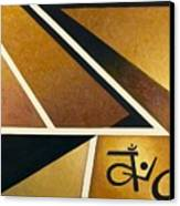 Dhammapada Canvas Print