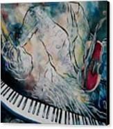 Di Musica Canvas Print