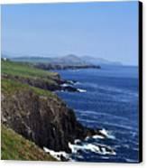 Dingle Coast Near Fahan Ireland Canvas Print