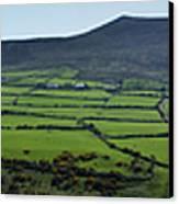 Dingle Peninsula Panorama Ireland Canvas Print